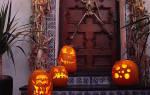 Украшения на Хэллоуин своими руками: страшно красивые идеи