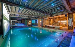 Дизайн бассейна в частном доме: эффективные идеи и выбор отделочных материалов