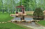 Оформить озеро на участке своими руками реально: советы по дизайну и декорированию