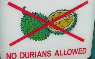 В Таиланде в пакете с фруктами сидел скорпион
