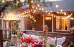 Украшения для сада в фотографиях: скульптуры, фонарики, вазы, фонтаны