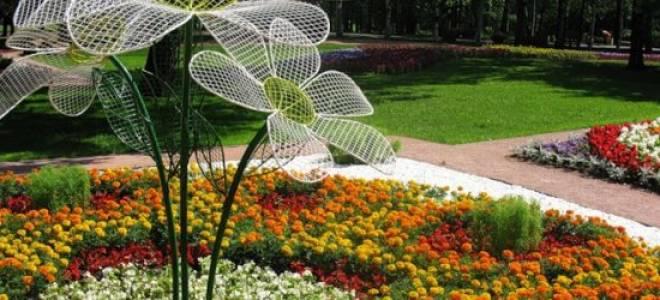 Садовые декорации или дача своими руками