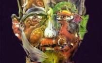 Верблюд наступил на лицо туристу