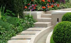 Ландшафтный стиль модерн в дизайне дачного участка и сада дачного участка и сада