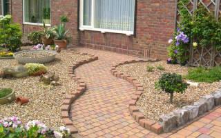 Создаем гравийный сад: фото идеи оформления