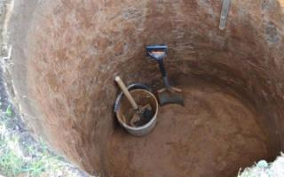 Выгребная яма своими руками: как правильно сделать выгребную яму на даче из бетонных колец и пластика