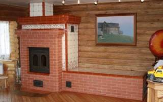 Строим дровяную печь на даче самостоятельно