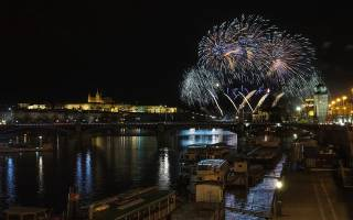 Новогоднего салюта в Праге больше не будет
