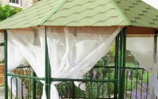 Шторы для веранды на даче: выбираем материал и дизайн занавесок на веранду