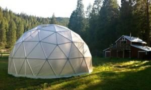Геодезический купол на даче своими руками: расчет геокупола и проекты строений