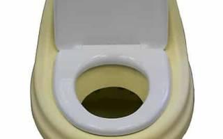 Универсальная стойка для туалета на дачу