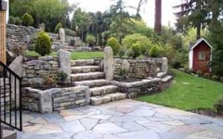 Разноуровневые сады в ландшафтном дизайне: фото примеры