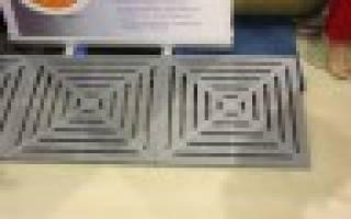 Пластиковая плитка для дорожек на даче: виды и особенности мощения