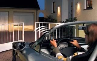 Автоматические ворота своими руками: делаем откатные и распашные гаражные ворота