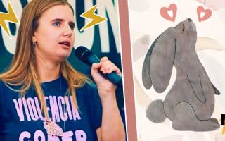 Активистка украла кроликов с фермы