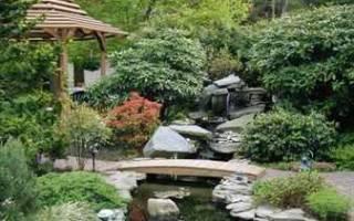 Ландшафтный дизайн японского сада: правила создания и идеи обустройства
