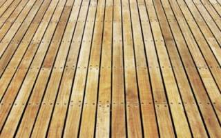 Деревянный пол на даче: прекрасная возможность попробовать свои строительные способности