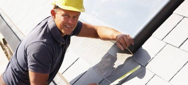 Течёт крыша: что делать, как устранить течь
