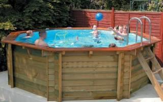 Каркасный бассейн своими руками — пошаговая инструкция с фото и видео