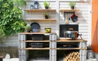 Как и из чего можно сделать мебель для дачи своими руками