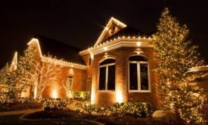 Освещение участка, двора и сада: проектируем наружное освещение территории