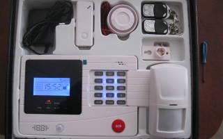 GSM-сигнализация для дачи: контроль через систему сотовой связи