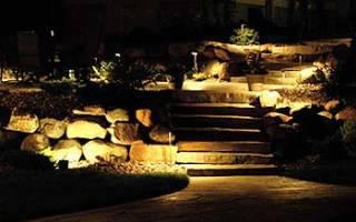 Ландшафтный дизайн участка в стиле « Каменистый горный склон»: фото идеи