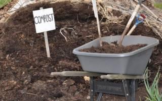 Как сделать ёмкость для компоста своими руками, описание+фото