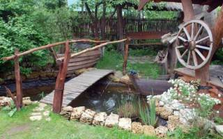 Кантри-сад на приусадебном участке: как обыграть деревенский уют в ландшафтном дизайне