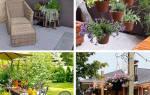 Как украсить двор частного дома своими руками: 10 лучших идей на фото