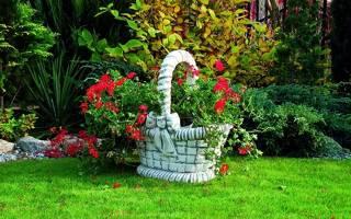 Уличные вазоны для цветов: купить или смастерить — фото идеи дизайна