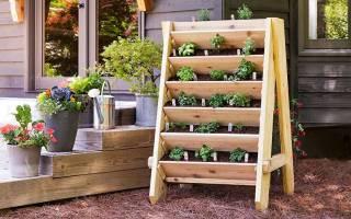 Украшение сада и огорода своими руками: фото идеи декора из подручного материала
