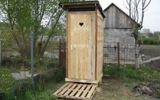 Туалет для дачи своими руками: схема и установка туалета на даче + фото