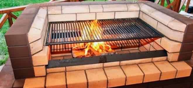 Как сделать барбекю из кирпича и металла своими руками: виды и инструкции с фото