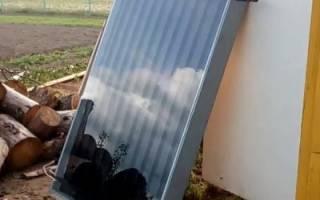 Как сделать водонагреватель для дачи своими руками, инструкция с фото