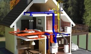 Воздушный водопровод на даче
