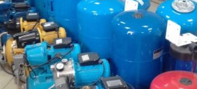 Как выбрать насосную станцию водоснабжения для частного дома или дачи