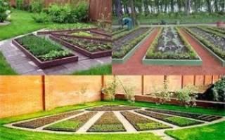 Планирование грядок на огороде, как сделать компостные грядки для огурцов и клубники