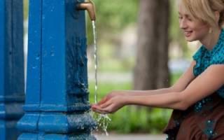 Водяная колонка на даче своими руками: инструкция со схемой